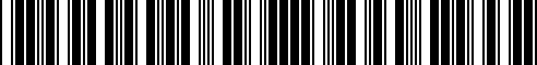Barcode for B65E0-CF50A