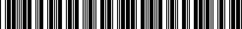Barcode for T99U4-5RL0A